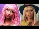 Nicki Minaj - Music Evolution (2004 - 2018)