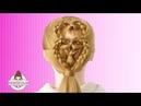Coleta con Trenza Corazón para Niñas Peinados Faciles y Rapidos