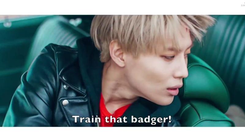 Taemin - Press Your Number Misheard Lyrics