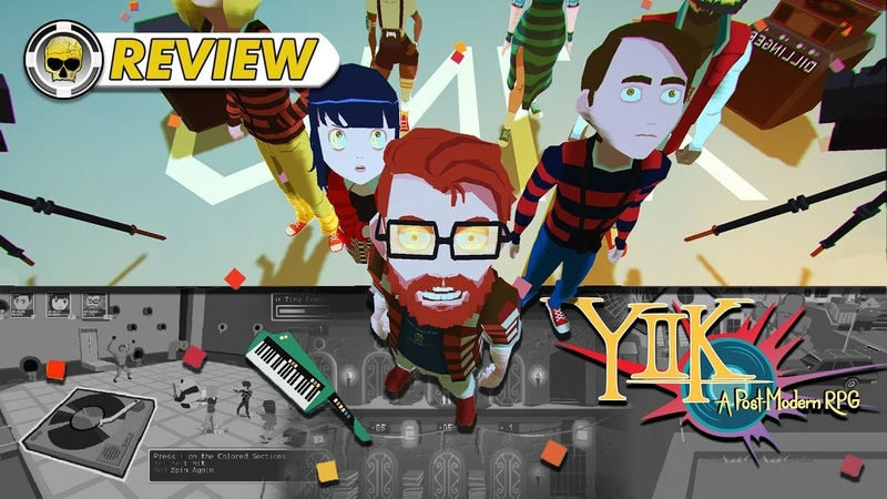 YIIK A Post Modern RPG – REVIEW (A Trippy Fever Dream Into the 90s)