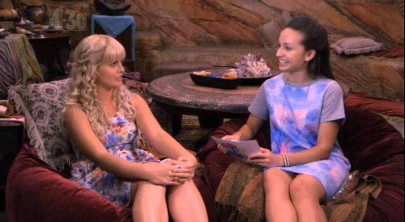 Mako Mermaids Amy Ruffle Interview