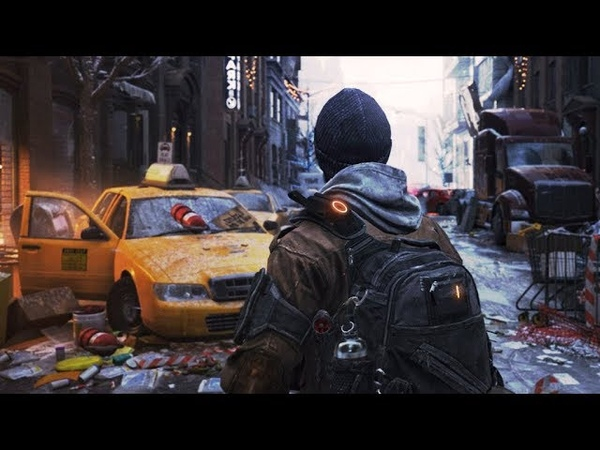 Гранаты умнее Night GuarDa в The Division [Highlights]