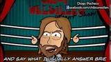 Chibi Wrestlers - The Talent Show #07 ft. Daniel Bryan (WWE Parody)