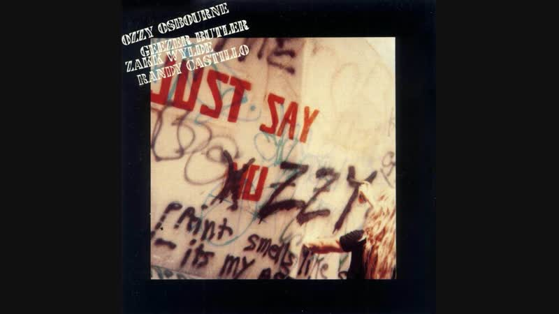 Ozzy Osbourne (1990 Just Say Ozzy) - Sweet Leaf War Pigs