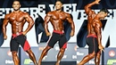 Jeremy Buendia Posing Routine at 2018 Mr. Olympia (Last Olympia)