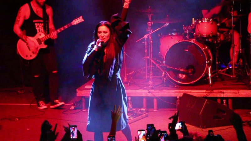 Линда - Мало Огня (Live at VAGONKA Club, Russia, Kaliningrad, 29.09.2018)