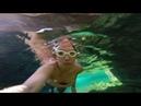 Kotor, cold river, underwater