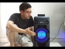 Sony MHC-V11 Sound Test - Recommend to buy this Hifi System Sony MHC V11