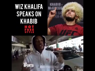 Wiz Khalifa Speaks On Khabib