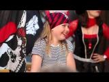 Пиратская вечеринка для Жанны и ее большой семьи!
