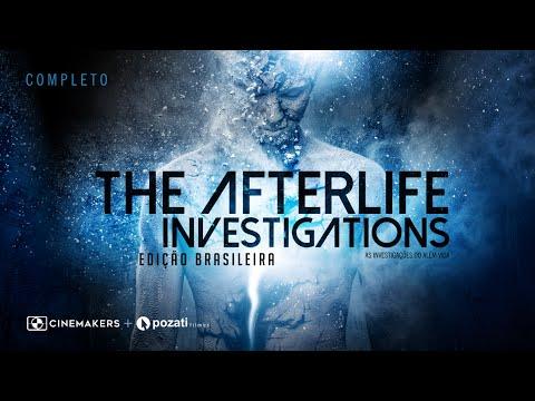 The Afterlife Investigations   Edição Brasileira (Completo) (Espiritismo) [CMP]