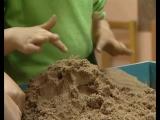 Сюжет о людях, которые работают песком. И обо мне тоже - Ирине Быковой-Голдовской )))