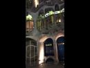 BCN/ Barcelona/ Дом Бальо ночью))