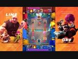 [Gaming with LINE] РЕКРУТЫ ИМБА следующего сезона | Изменение баланса в Clash Royale