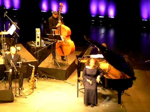 Summertime - Jessye Norman live at Salzburger Jazzherbst 2010
