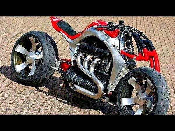 😤 МегаКруизер Triumph Rocet III КАСТОМ 💪! 3 с. до 100 кмч 😵!