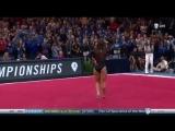 Katelyn Ohashi  Dance  Michael Jackson  2018 Floor at PAC-12 Championships 9.950