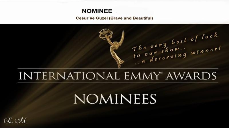 Cesur Ve Guzel (Brave and Beautiful) •★• Nominee for iemmys2018..
