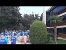 Команда севастопольского Кванториума в Артеке 09 08 2018 года Открытие школы ЮниКвант