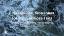 Бездонная любовь Reckless love Cory Asbury Доценко Наталья Краеугольный Камень Новосибирск