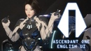 Ascendant One English Version in the Works Lobby Emotes Preview