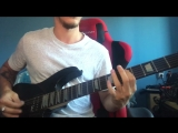 As I Lay Dying riffs
