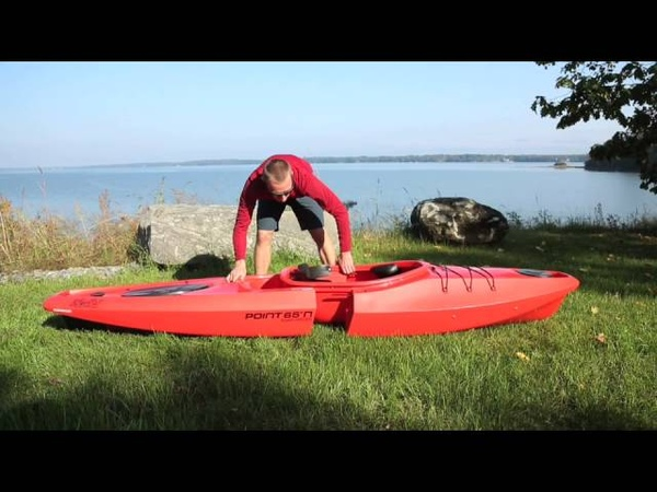 Martini Modular Kayak Video Produced by L.L. Bean