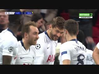 «Тоттенхэм» – «Боруссия». 3:0. Фернандо Льоренте