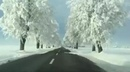 Великолепная зима в Румынии