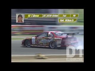 D1GP 2007 Rd.2 at Fuji Speedway 1.
