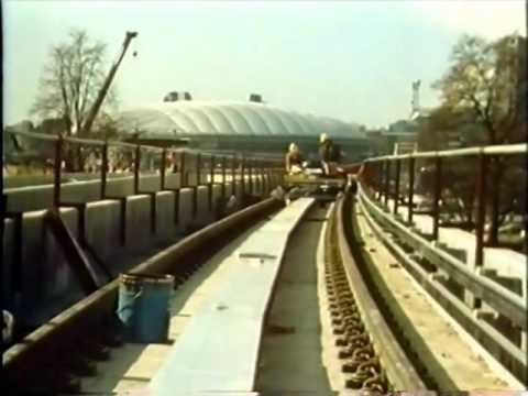 Going to Town 1985 SkyTrain project documentary