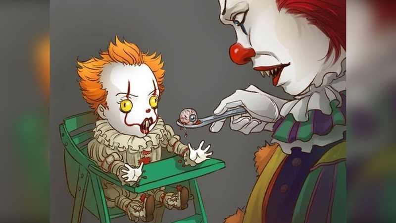 30 Pennywise The Clown Hilariously Funny Comics To Make You Laugh 2.