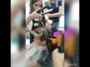 Керапластика волос от INOAR