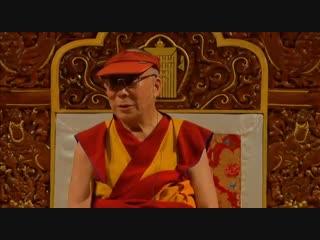 11 июля 2011. Далай-лама. Учения перед посвящением Калачакры в Вашингтоне. День 3