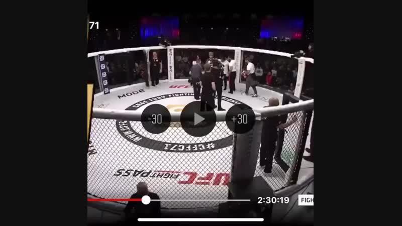 Александр AK47 Кештов. Будущий боец UFC