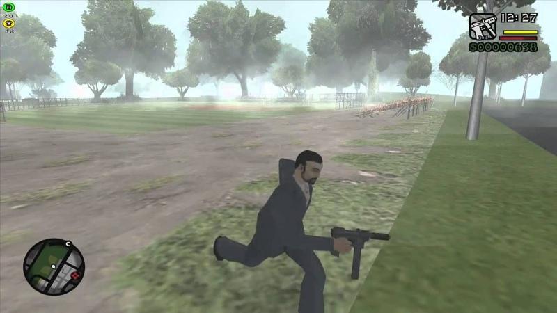 GTA Zombie Andreas 1.0 Beta V4.4 Philips_27 Test