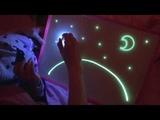 Рисуй светом планшет для рисования в темноте