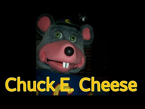 Chuck E. Cheese's Characters