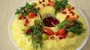 Обалденно вкусный Мясной салат МУЖСКИЕ ГРЕЗЫ/КАПРИЗ .