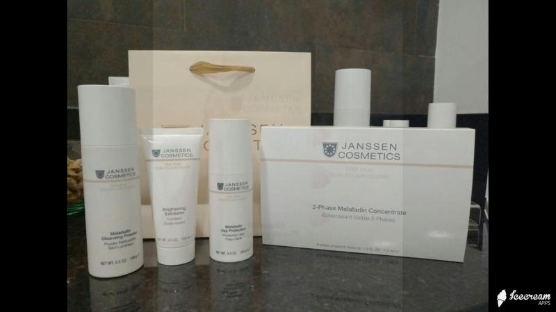 Очищающая пудра для пигментированной кожи