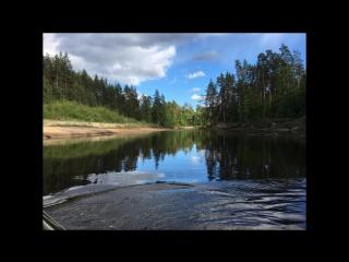 Поход на реку Лух 10 -13 июня 2018 год
