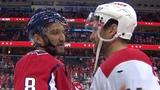 Hurricanes, Capitals shake hands after 2OT Game 7 thriller
