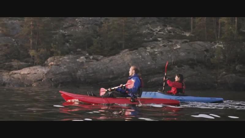 Point 65 Sweden Modular Kayaks обзор возможностей сборной моделе
