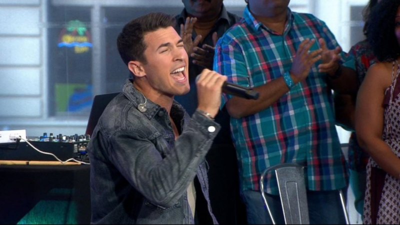 Timeflies - 'Be Easy' live on 'GMA'