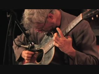 Marc ribot playing fat man blues -solo acoustic- at the falcon in marlboro, ny
