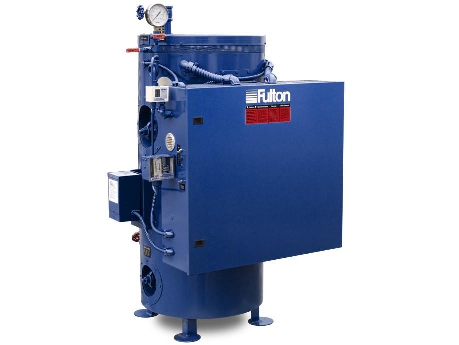 Электрический паровой котел модели FB-L - Fulton Boiler Works, Inc.