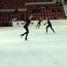 [18-19] GP Skating Finland 2018, тренировка 01.11.2018
