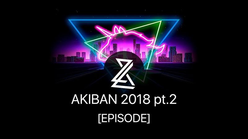 [EPISODE] 2L8 (너무 늦었 어) @AKIBAN 2018 pt.2