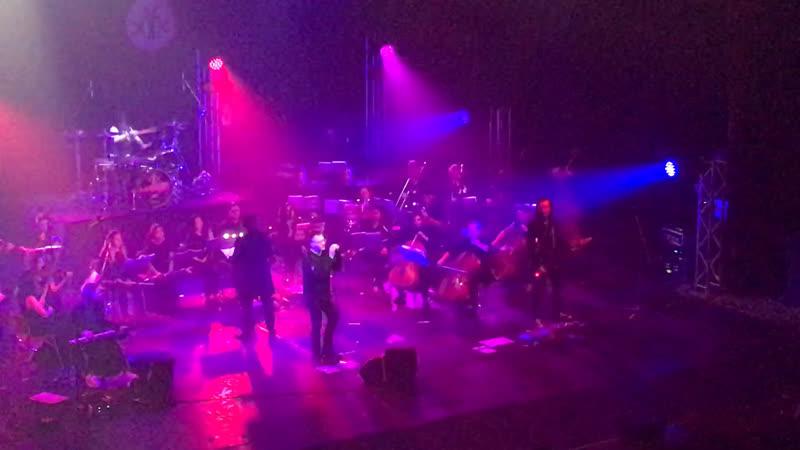 Глеб Самойлов и The Matrixx с симфоническим оркестром «Ковёр-вертолёт»