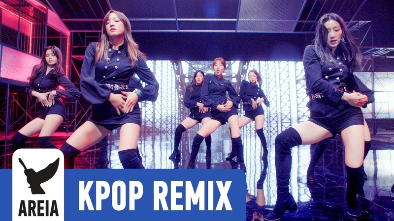 Gugudan (구구단) - The Boots | Areia Kpop Remix 309